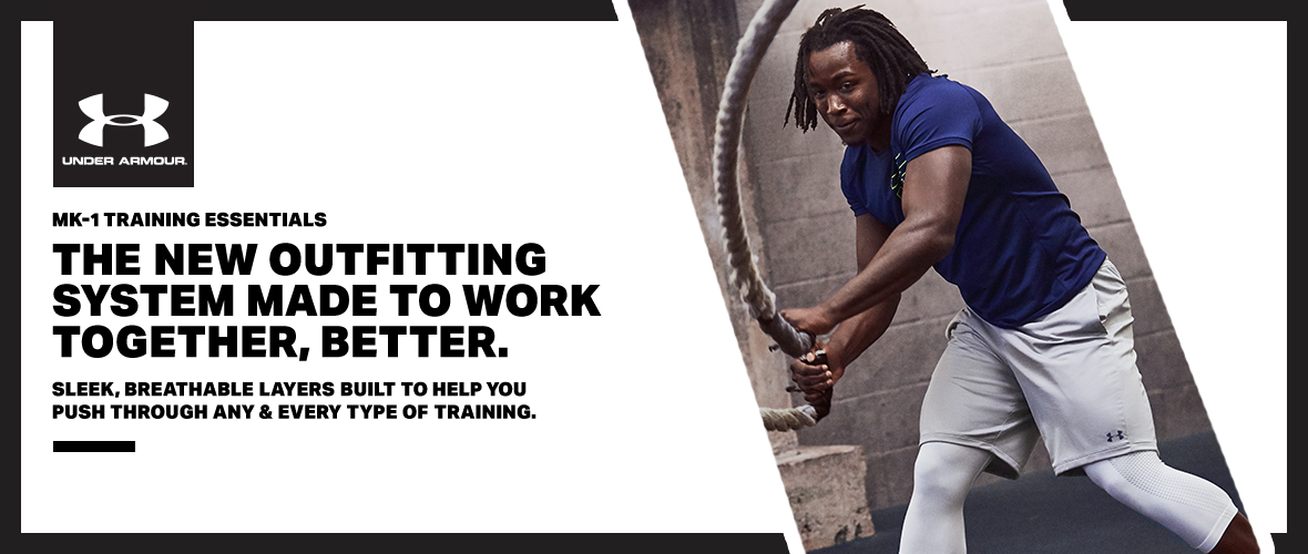 Under Armour - MK1 Training Essentials